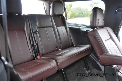 ford expedition interior 2016 2016 ford expedition platinum interior image of