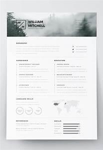 Online Cover Letter Template 7 Free Editable Minimalist Resume Cv In Adobe Illustrator