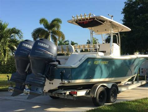 Taco Boats Coles by 2007 Key West 268 Bluewater The Hull Boating
