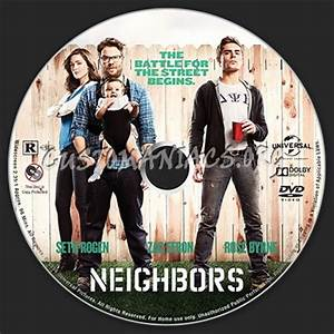 Neighbors dvd label - DVD Covers & Labels by Customaniacs ...
