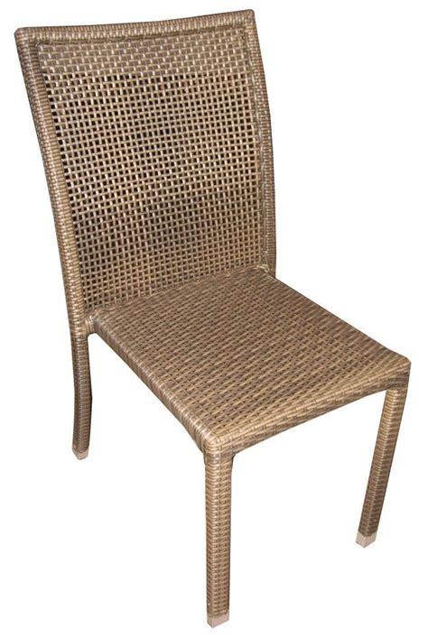 chaises mobilier de chaise de jardin pliante fermob en acier collection