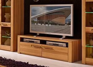 WOODTREE TV Mbel Lowboard Sideboard Anrichte Kernbuche