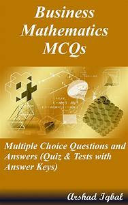 Business Mathematics Mcqs  Multiple Choice Questions And