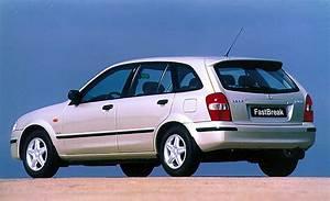 Mazda 323 Fastbreak 1 5i Glx 1998  U2014 Parts  U0026 Specs