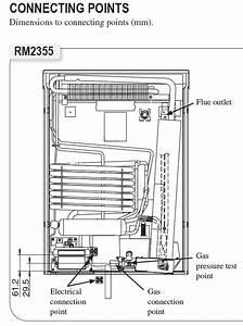 The Cedar Workshop Blog  Installing A Rv Refrigerator Into