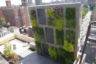 ideen sichtschutz garten balkon sichtschutz mit vertikalem garten günstig effektiv