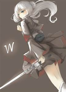 RWBY Weiss Schnee Is She A Tsundere I Don39t Even Know