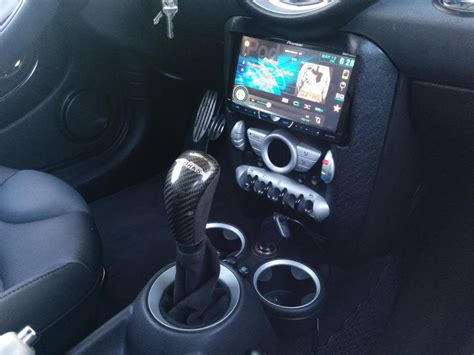 double din installed    mcs north american motoring