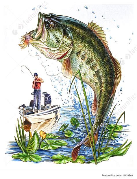bass stock illustration i1439940 at featurepics