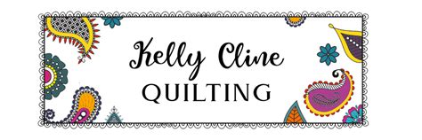kelly cline quilting quilts elegant embroidery longarm