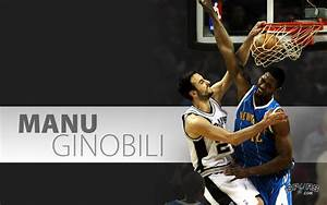 Ginobili Wallpaper