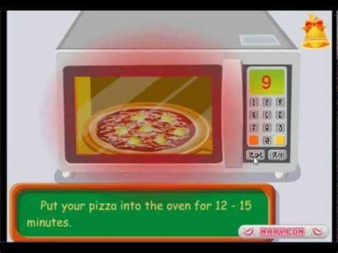 jeux de cuisine s la pizza de tessa jeux de cuisine