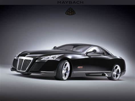 Maybach Car : Maybach Exelero
