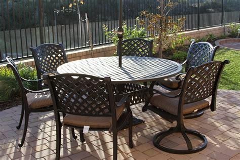 Aluminum Patio Furniture by Cast Aluminum Outdoor Furniture Patio Furniture Baltimore Md
