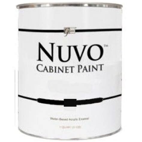 nuvo cabinet paint quot abstract ash quot individual quart