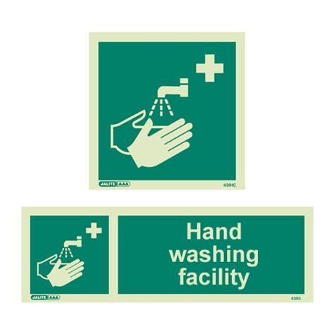 Hand Washing Facility Signs   From £3.39 ex VAT