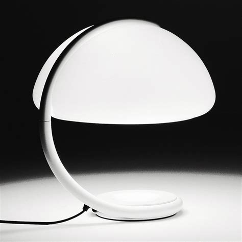 table lamps lamp serpente  martinelli luce