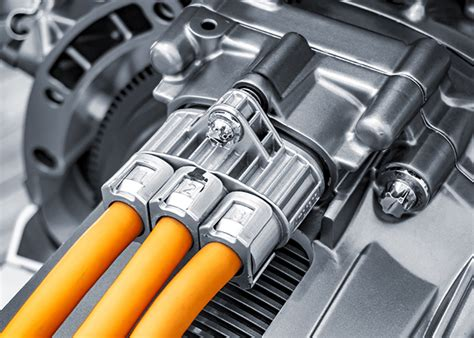 Automotive Electric Vehicles by Charged Evs Dealing With Emc Filtering In Today S