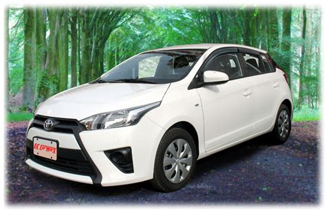 toyota yaris aftermarket accessories