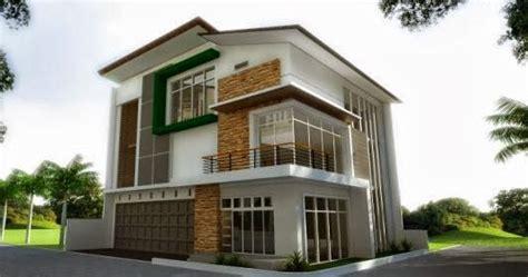 desain rumah  gambar rumah idaman asri cantik minimalis