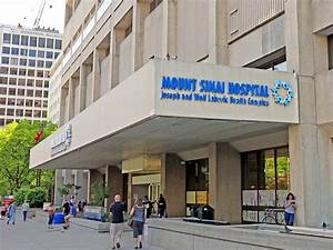 Mt. Sinai Hospital Calms Wind Tunnel Effect with Boon Edam ...