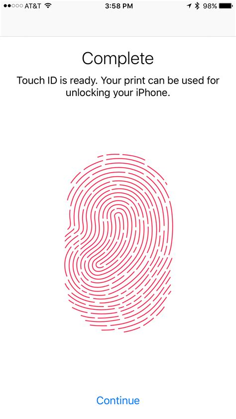iphone touch id touch id not working try this