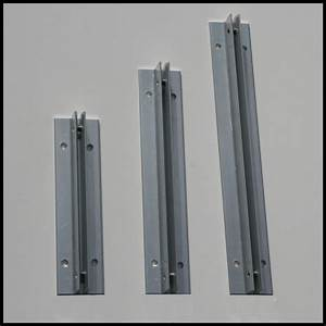 Direct Sign Mount Hardware, Channel Brackets