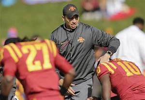 New Iowa State football assistant coaches are familiar ...