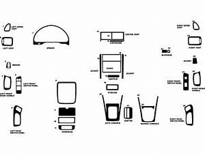 99 Subaru Forester Interior Diagram