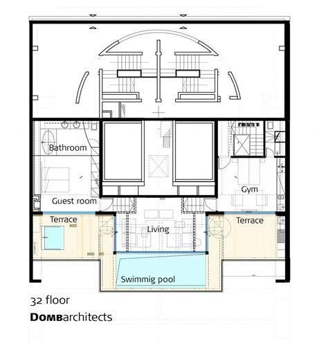 the house plans designs penthouse floor plan interior design ideas