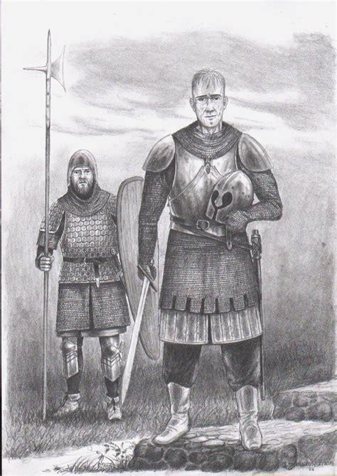 medieval infantry   matej  deviantart