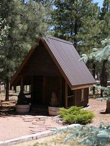 Building, A, Garden, Shed, U2013, Standard, Design, Or, Custom, Built