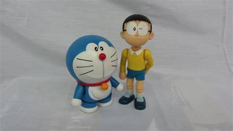 Robot Damashii Doraemon + S.h. Figuarts Nobi