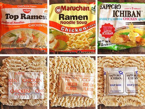 best kitchen knives 100 taste test the best chicken flavored instant ramen