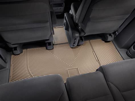 100 2007 honda odyssey floor mats oem honda car