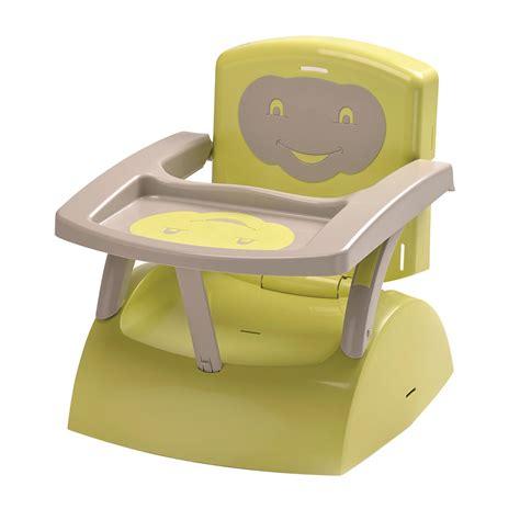 rehausseur de chaise pour bebe réhausseur de chaise babytop thermobaby districenter
