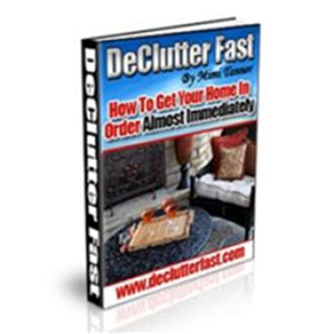 Declutter Fast Review  How To Organize People's Sweet