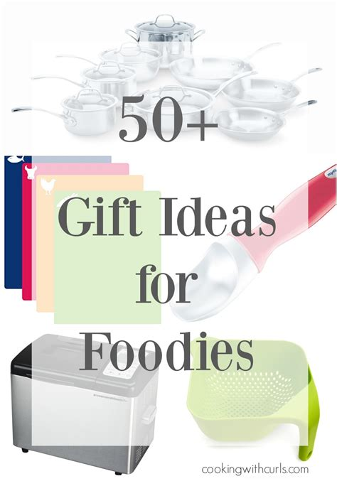 top gifts for a foodie family 50 gift ideas for foodies cooking with curls