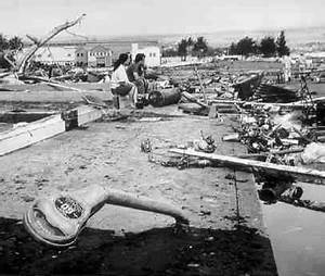 Top 5 most deadliest tsunamis