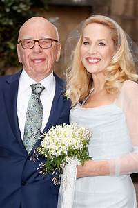 Wedding Ceremony of Rupert Murdoch and Jerry Hall - Irish ...