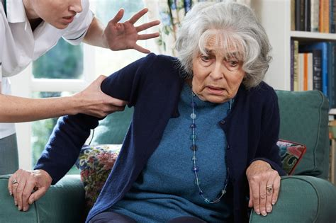 Abuse Of Our Elderly Must End Now