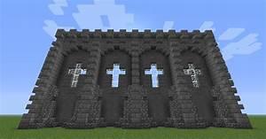 Minecraft Castle Wall Design Minecraft Seeds — Minecraft ...