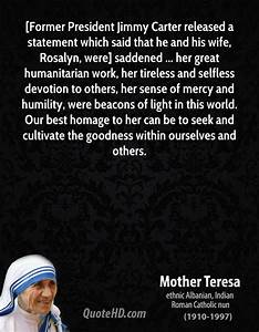 Mother Teresa Wife Quotes | QuoteHD