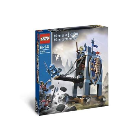 siege lego lego castle sets knights 39 kingdom ii 8875 king 39 s siege