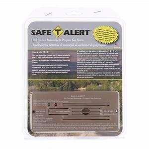 Safe T Alert Model Carbon Monoxide Detector Manual
