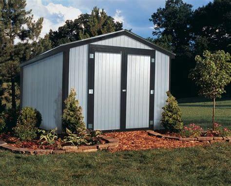 Keter Storage Shed Menards by Backyard Sheds Menards Premade Sheds Menards Garage Kits