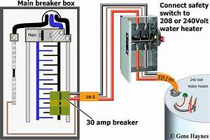 30 Amp Disconnect Wiring Diagram