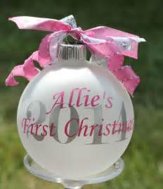 best 25 baby first christmas ornament ideas on pinterest