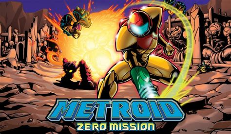 metroid  mission review    heroine