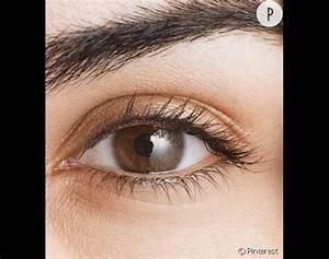 Maquillage Pour Yeux Marron : maquillage discret yeux marrons ~ Carolinahurricanesstore.com Idées de Décoration